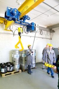 Работа с перхлорэтиленом по европейским стандартам