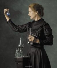 Международный Год Химии. Женское лицо химии