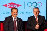 Dow - партнер международного олимпийского комитета